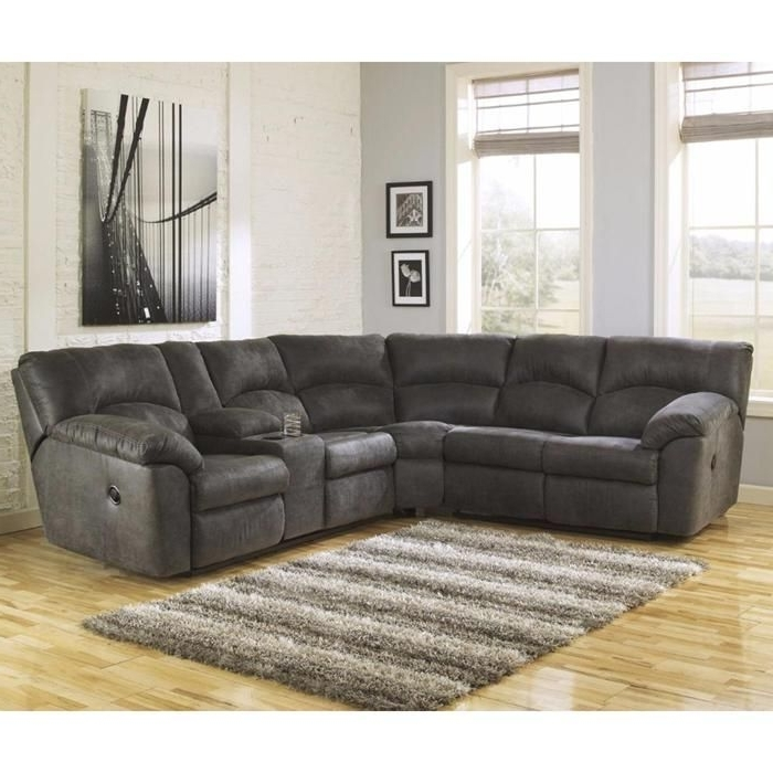 Norfolk Grey 3 Piece Sectionals With Laf Chaise In Preferred Tambo 2 Piece Sectional In Pewter (View 6 of 15)