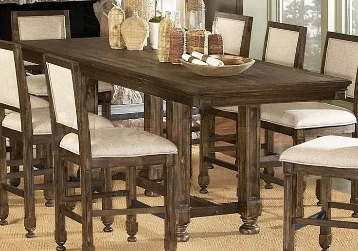Norwood 7 Piece Rectangular Extension Dining Sets With Bench & Uph Side Chairs Within Fashionable 18 Best Furniture Ideas For New House Images On Pinterest (View 12 of 20)