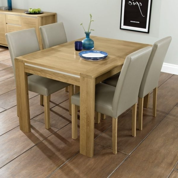 Oak 6 Seater Dining Tables With Newest 4 6 Seater Dining Table – Keens Furniture (View 13 of 20)