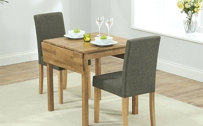 Oak Dining Table Chairs – Modern Computer Desk Cosmeticdentist For Most Current Small Dining Tables And Chairs (Gallery 15 of 20)