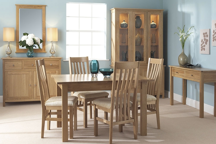 Oak Furniture Dining Sets With Most Recent Dining Furniture In Cornwall (Gallery 17 of 20)