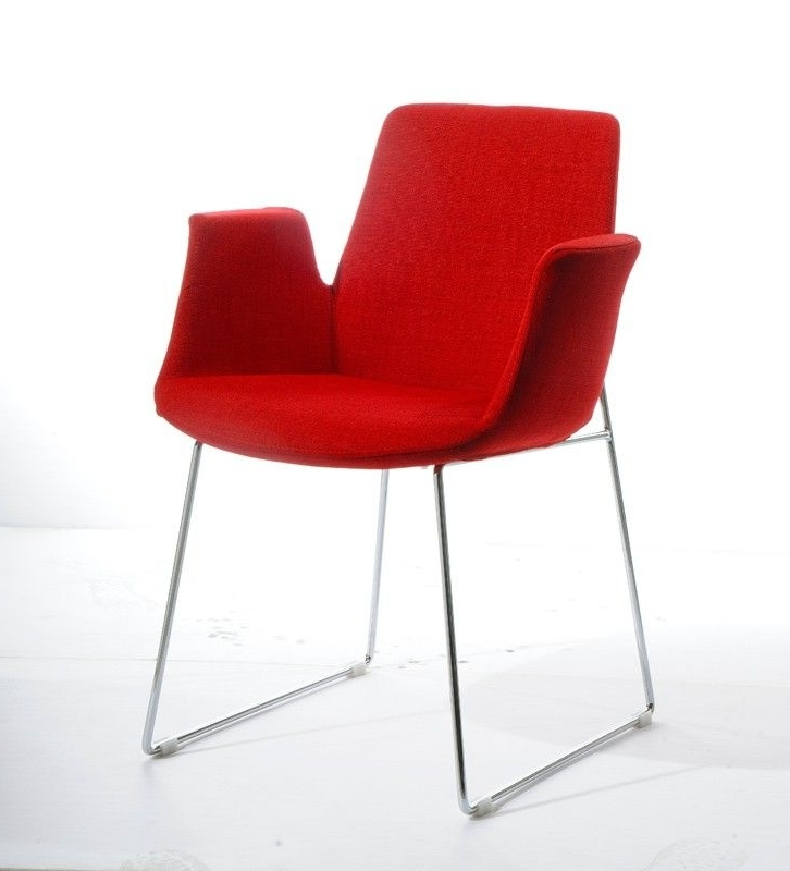 Our New Home For Trendy Red Dining Chairs (View 10 of 20)