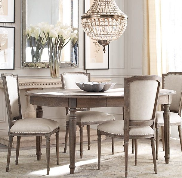 "Oval Dining Tables For Sale Pertaining To Widely Used $995 On Sale. Regular $1,299. 72"" Oval With A 20"" Leaf (View 13 of 20)"