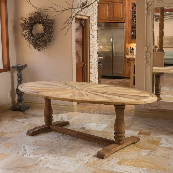 Oval Dining Tables For Sale With Regard To Recent Dining Tables (View 15 of 20)