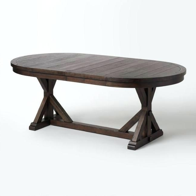 Oval Dining Tables Oval Dining Table The Longest Stay Oval Dining Intended For Most Current Oval Dining Tables For Sale (Gallery 17 of 20)