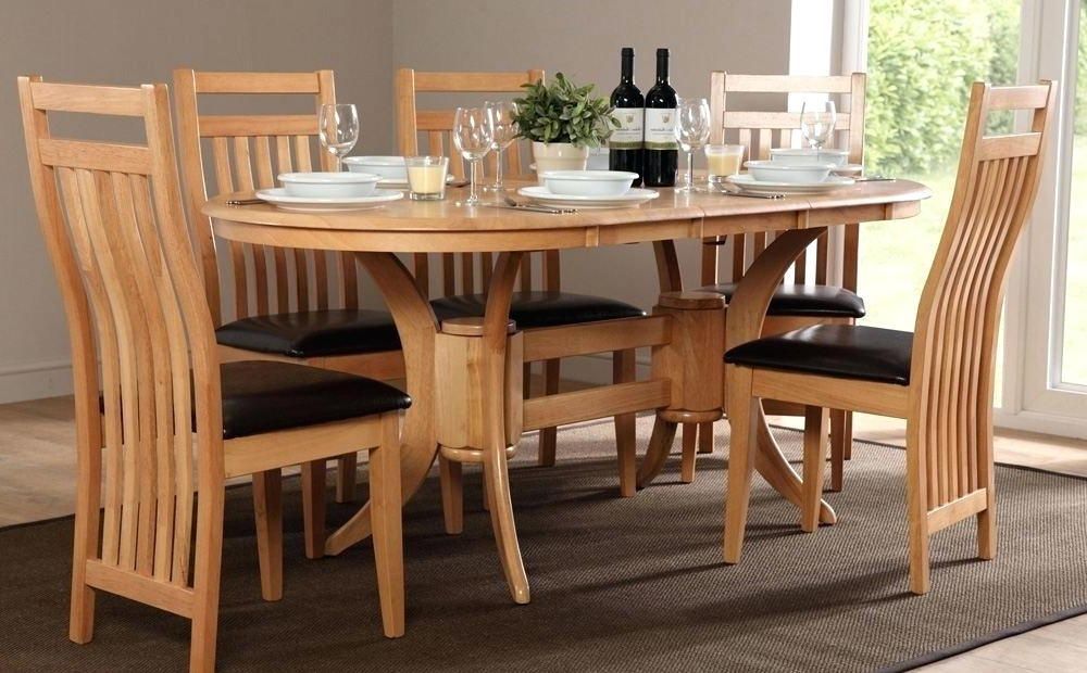 Oval Extending Dining Tables And Chairs Within Best And Newest Oval Extending Dining Table Ikea – Living Beautiful Simple (View 9 of 20)
