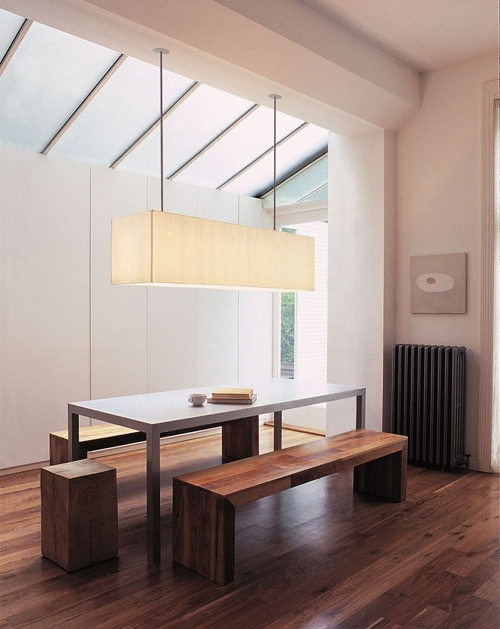 Over Dining Tables Lights With Fashionable How To Correctly Light Your Dining Room Table (View 16 of 20)