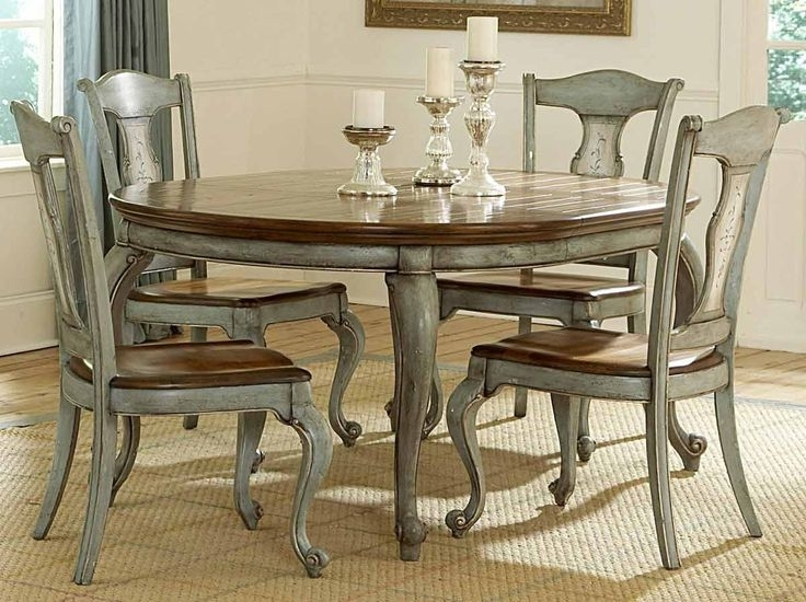 Paint A Formal Dining Room Table And Chairs – Bing Images (View 9 of 20)