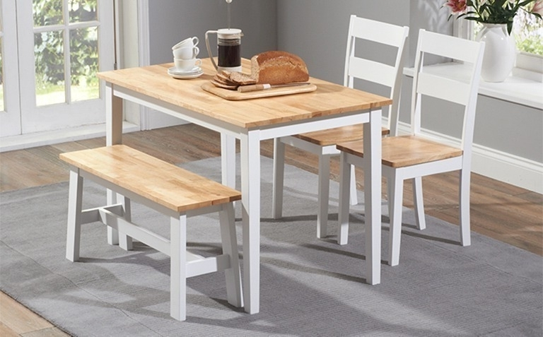 Painted Dining Table Sets (View 10 of 20)
