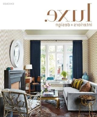 Palazzo 7 Piece Dining Sets With Mindy Slipcovered Side Chairs Within Most Popular Luxe Magazine May 2017 Chicagosandow® – Issuu (View 14 of 20)