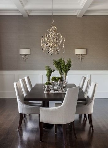 Palazzo 7 Piece Rectangle Dining Set With Joss Side Chairs With Most Popular Palazzo 6 Piece Dining Sets With Pearson Grey Side Chairs (View 16 of 20)