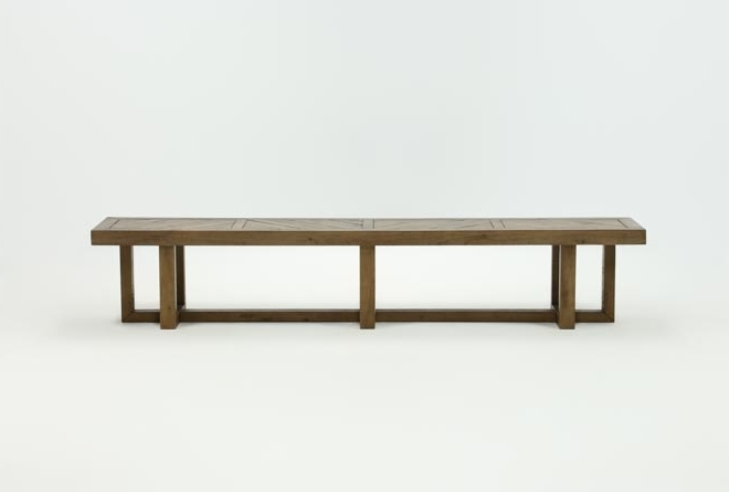 Palazzo 98 Inch Bench (View 16 of 20)