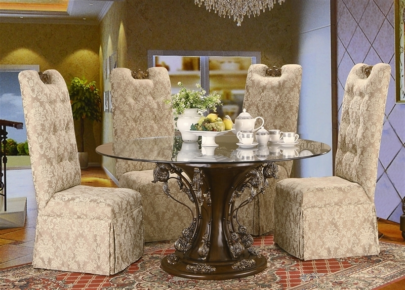 Palazzo Magnifico 5 Piece Dining Sethomey Design Hd 3530 Intended For Latest Palazzo 3 Piece Dining Table Sets (View 16 of 20)