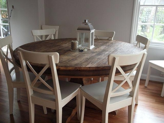 Partitions Ikea Round Dining Table Set With Leaf Pertaining To Trendy Ikea Round Dining Tables Set (View 17 of 20)