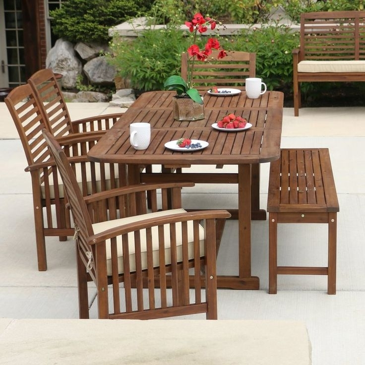 Patio Dining Sets (View 15 of 20)
