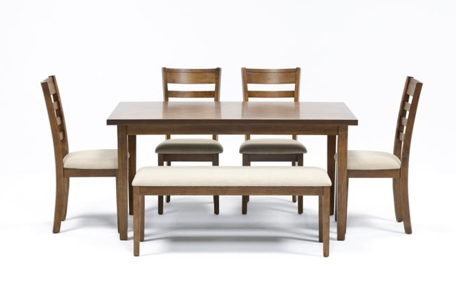 Patterson 6 Piece Dining Set (View 2 of 20)
