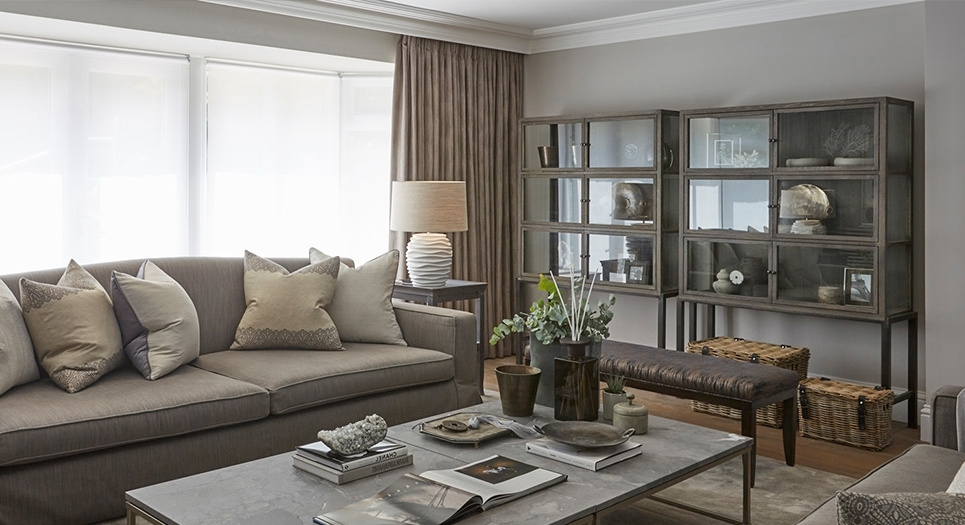 Patterson 6 Piece Dining Sets Throughout Widely Used Sophie Paterson: Mastering Rustic Chic Interior Design – Luxdeco (View 11 of 20)