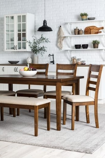 Patterson 6 Piece Dining Sets With Most Recently Released Top Lists Top Lists Top 15 Accounts # Top 100 Hashtags Top (View 5 of 20)
