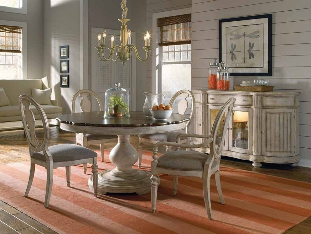 Pedestal Dining Table Set – Decordiva Interiors Inside Newest Pedestal Dining Tables And Chairs (View 10 of 20)