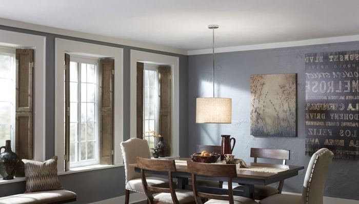 Pendant Lighting Buying Guide With Most Up To Date Dining Tables Ceiling Lights (View 13 of 20)