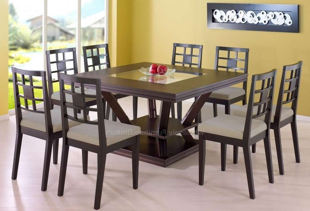 Perfect Dining Table And Chair Combination – Blogbeen For Best And Newest Dining Table Sets With 6 Chairs (View 13 of 20)