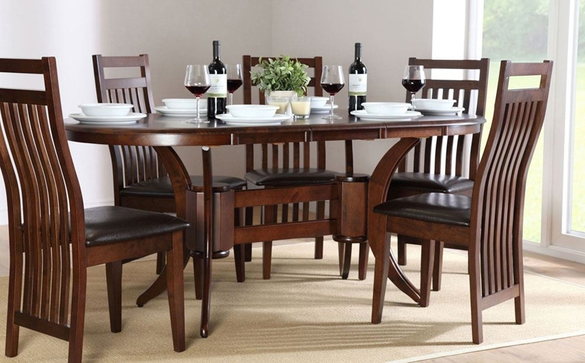 Perfect Dining Table And Chair Combination – Blogbeen With Regard To Well Known Wooden Dining Sets (View 14 of 20)