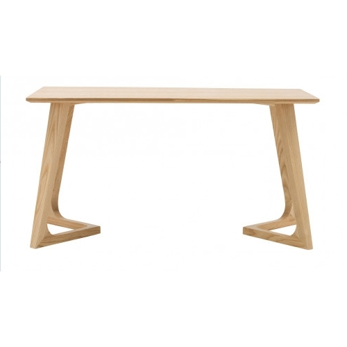 Perth Dining Tables With Regard To Widely Used Modern Danish Dining Table 140Cm (View 16 of 20)