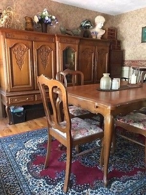 Picclick In Parquet 6 Piece Dining Sets (View 11 of 20)