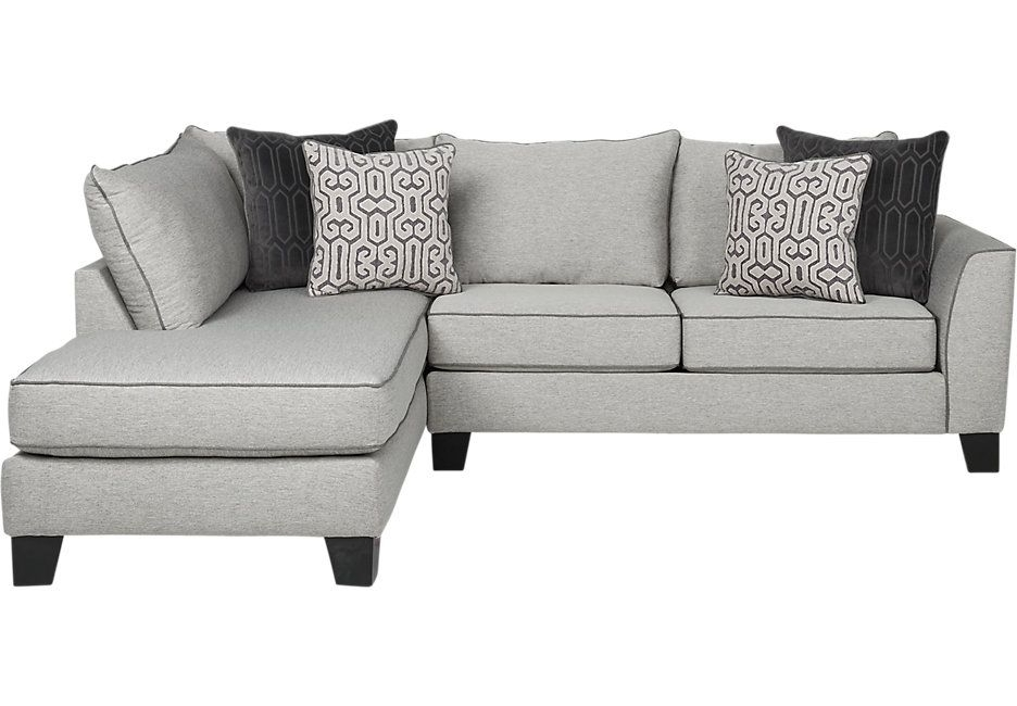 Pinterest Inside Tatum Dark Grey 2 Piece Sectionals With Raf Chaise (View 8 of 15)
