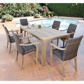 Pinterest With Best And Newest Outdoor Brasilia Teak High Dining Tables (View 9 of 20)