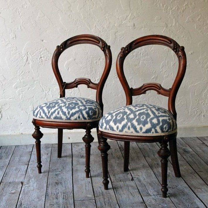 Pinterest With Fabric Dining Room Chairs (View 15 of 20)