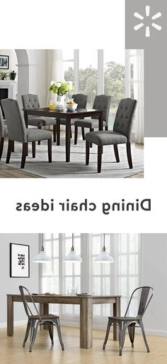 Pinterest With Kirsten 6 Piece Dining Sets (View 16 of 20)