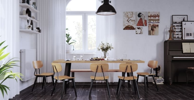 Popular 12 Dining Table Styles & Designs To Choose From (View 12 of 20)