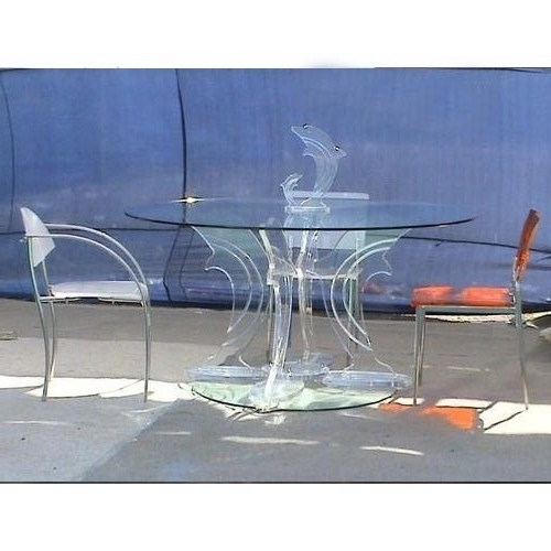Popular Acrylic Dining Table At Rs 30000 /piece (View 15 of 20)