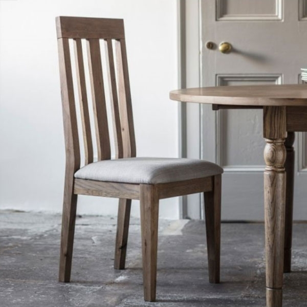 Popular Chester Oak Dining Chair Inside Chester Dining Chairs (View 15 of 20)
