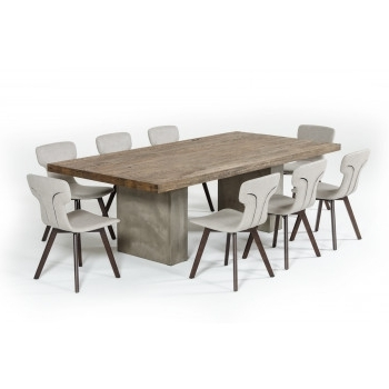 Popular Contemporary Dining Room Tables And Chairs With Dining Tables And Chairs – Buy Any Modern & Contemporary Dining (View 16 of 20)