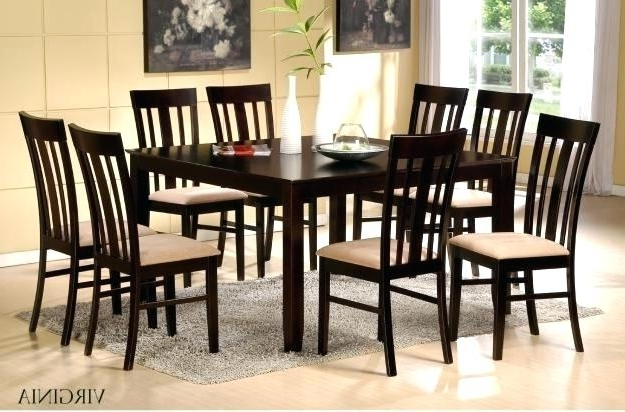Popular Dining Room Table With 8 Chairs The Of Dining Tables Dining Room Inside Dining Tables 8 Chairs (View 13 of 20)
