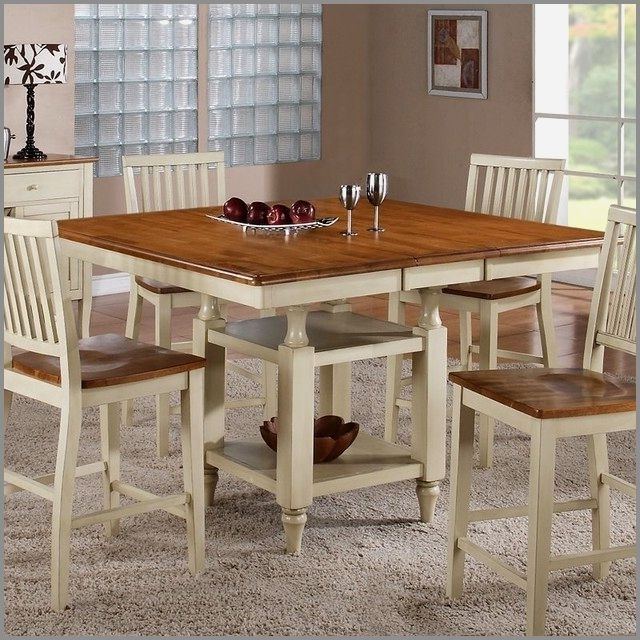 Popular Image Result For Country Dining Table Butterfly Extension Sketchup In Candice Ii 7 Piece Extension Rectangle Dining Sets (View 15 of 20)
