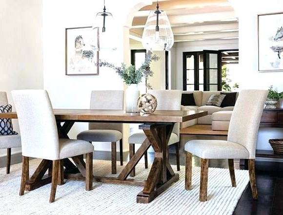 Popular Living Spaces Kitchen Tables Living Spaces Dining Room Coastal Regarding Chandler Extension Dining Tables (View 17 of 20)