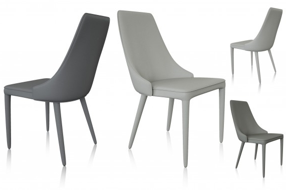 Popular New Stylish And Comfortable Dining Chairs (View 10 of 20)