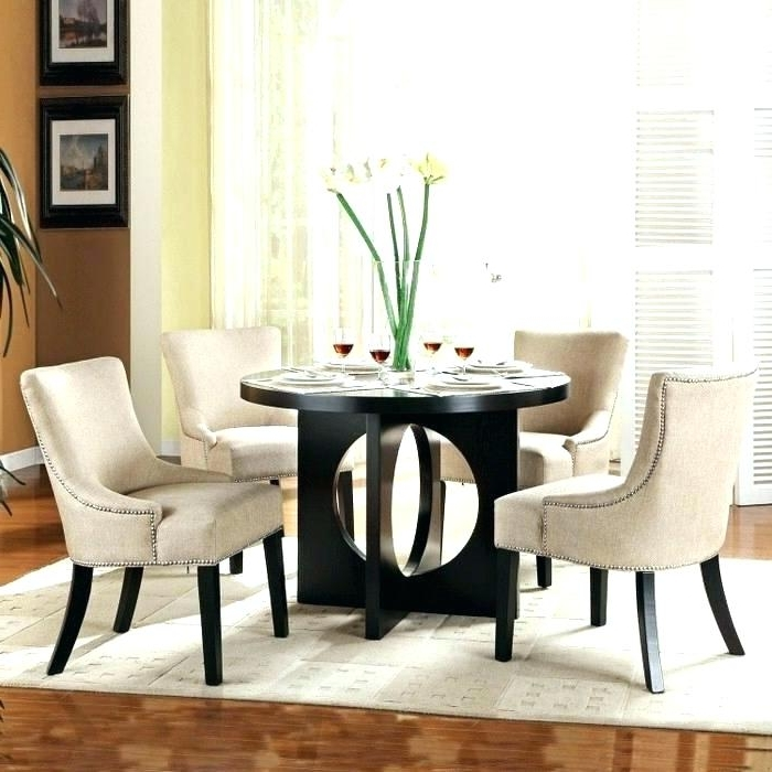20 Tropical Dining Room Ideas For 2018: 2020 Popular Partridge 7 Piece Dining Sets