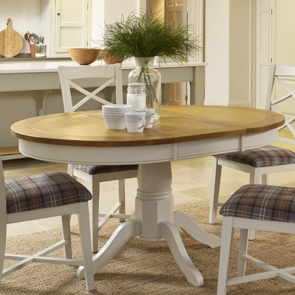 Popular Round Oak Dining Tables And Chairs Regarding Buy Oak Dining Table & Furniture (View 8 of 20)