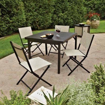 Popular Sam's Club – Member's Mark® Logan Sling 6 Piece Patio Set With In Logan 6 Piece Dining Sets (View 14 of 20)