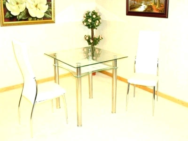 Popular Small Dining Tables For Two – Modern Computer Desk Cosmeticdentist With Regard To Dining Tables And Chairs For Two (View 7 of 20)