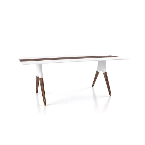 Popular Victor Dining Tables With Victor Dining Table – Mikaza Meubles Modernes Montreal Modern (View 9 of 20)