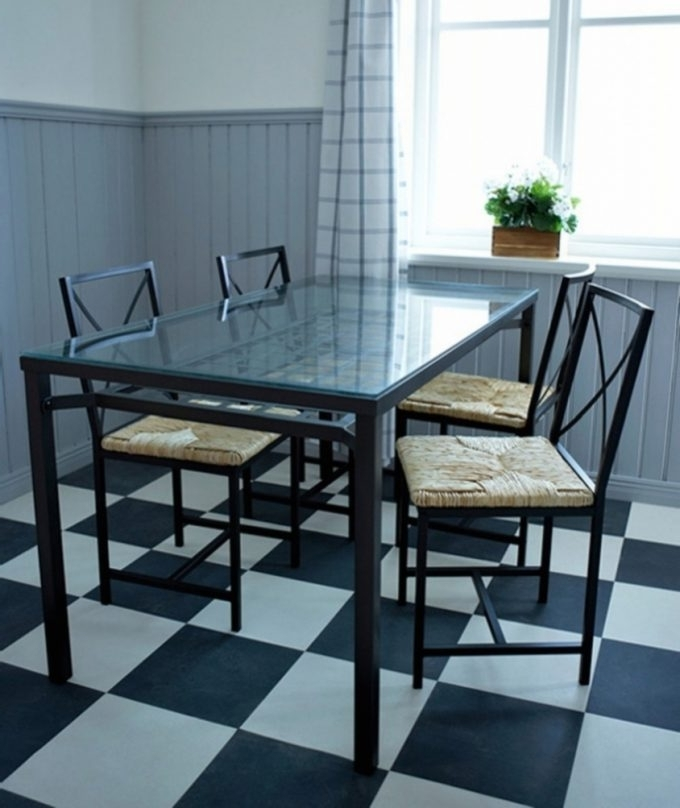 Post Taged With Ikea Round Glass Top Dining Table — Within 2018 Ikea Round Glass Top Dining Tables (View 12 of 20)