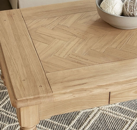 Prairie Coffee Table – Magnolia Home With Regard To Popular Magnolia Home Prairie Dining Tables (View 19 of 20)