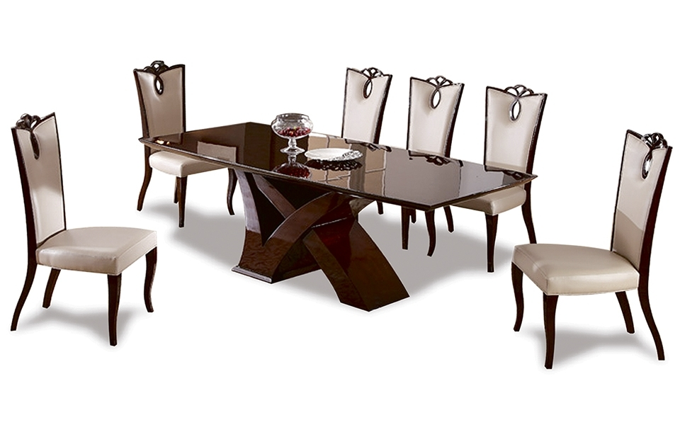 Prandelli Dining Room Suite – United Furniture Outlets Throughout Famous Dining Room Suites (View 8 of 20)