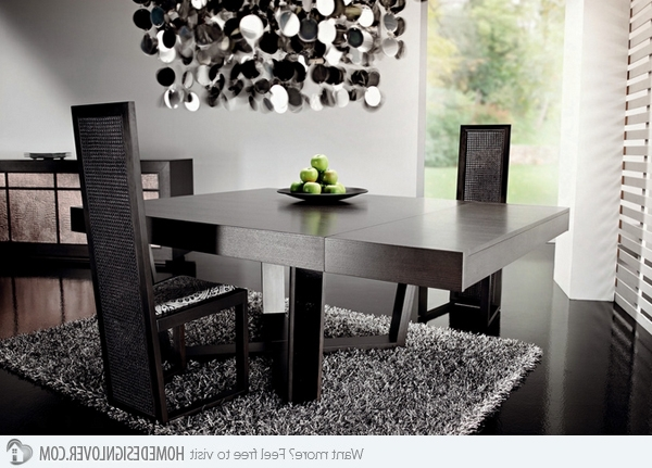Preferred 15 Charming Square Dining Room Tables (View 18 of 20)