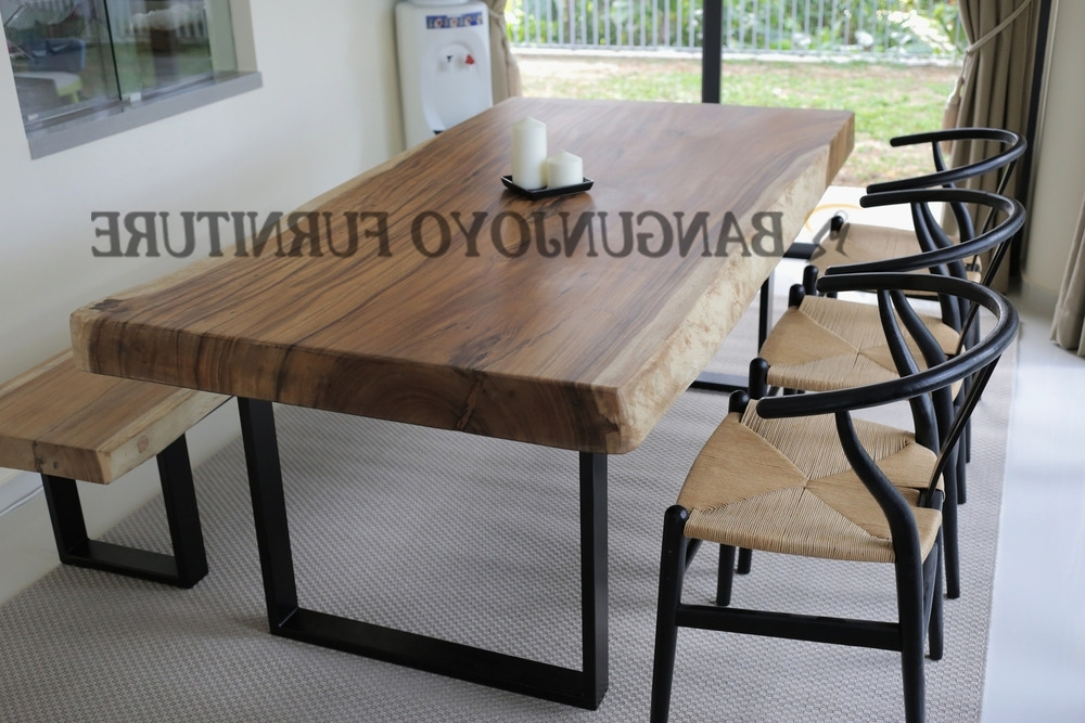 Preferred Bali Dining Tables With Malaysian Wood Dining Table Set/bali Dining Room Table – Buy (View 16 of 20)